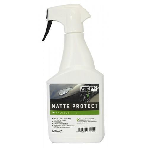 Matte protect