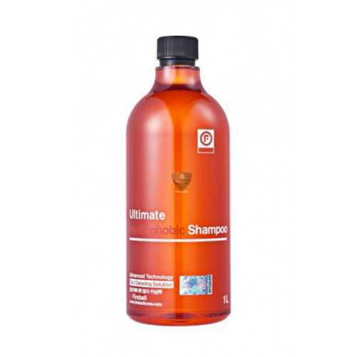hydrophobic Ultimate shampoo