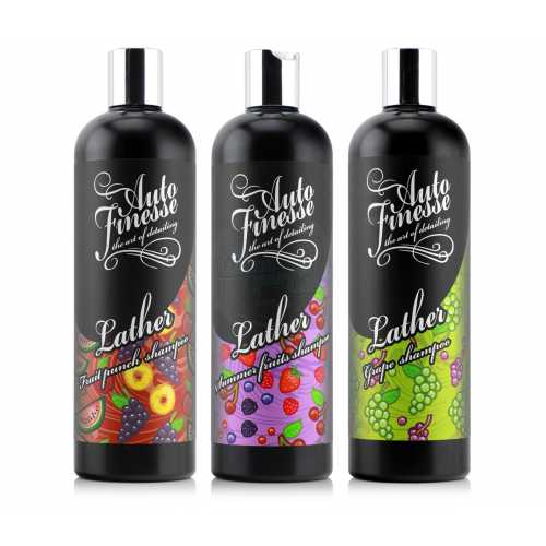Lather Car Shampoo *** promo ***